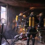 Brandeinsatz Hader