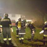 24.11.2009 Brandeinsatz Wolfsbach Bubendorf
