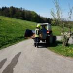 20170424 Hackschnitzelbrand Dorf