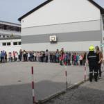 20171004 Raeumungsuebung Schule