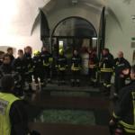 20181102 Monatsuebung Brand Schloss