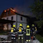 20190423 Biberbach Dachstuhlbrand