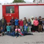 20190513 Volkschule besucht Feuerwehr
