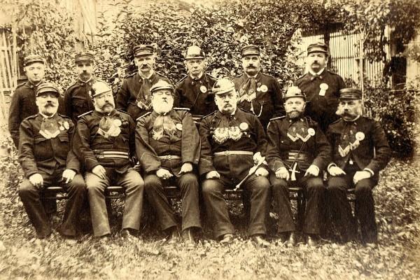 von der Gründung bis zum ersten Weltkrieg